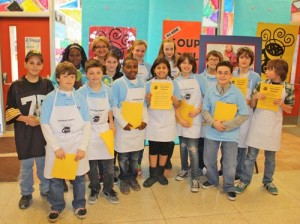 Students Raise $5K In First-Ever Project Soup Bowl