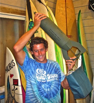 Good Surf for 18th Malibu Summer Classic