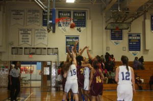 Decatur Girls Roll Past Jaguars, 60-16