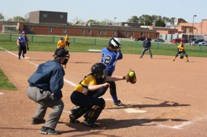 Decatur Softball Falls to Pocomoke, 5-1