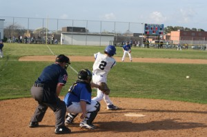 Decatur Blanks Indians on Opening Day