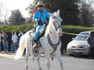City Council Okay With Lone Ranger Firing Blanks