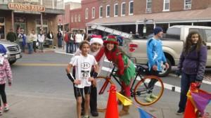4th Annual Reindeer Run Held