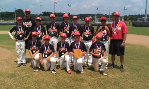 Mid-Atlantic Shockers Take Second Place In Seashore Showdown Tournament