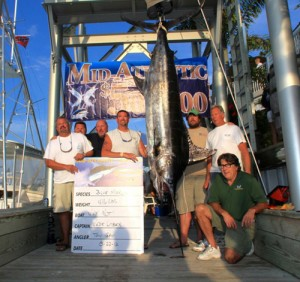 Local Boats Dominate Mid-Atlantic $500K