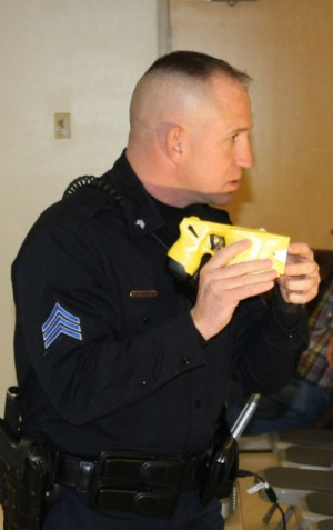 Council Approves More Tasers One Week After Tabling Vote