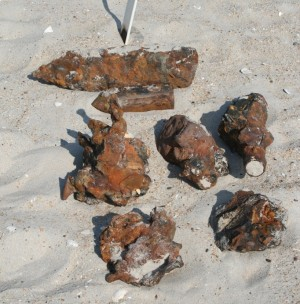 NEW FOR THURSDAY: Assateague Beach Being Surveyed After 'Large Cache' Found; WWII Ordnance Detonated Tuesday