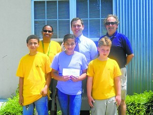 Salisbury Horizons Receives $2,000 Grant From Bank of America