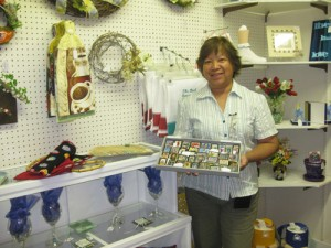 Castillo Chosen As Pine'eer Craft Club Crafter For The Month Of July