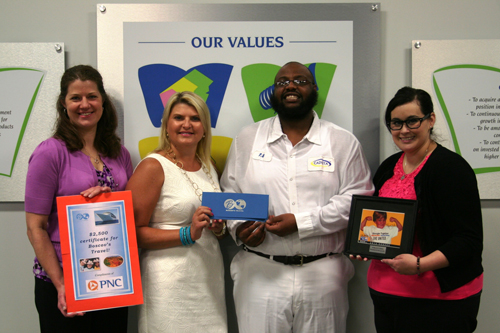 06/28/2013 | United Way And PNC Bank Awarded Special Prize To Local