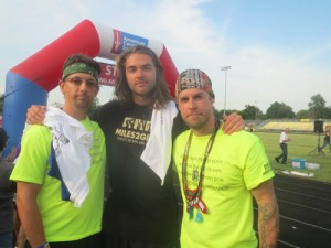 Miles 2 Give Running Team Nearing Ocean City Finish Line