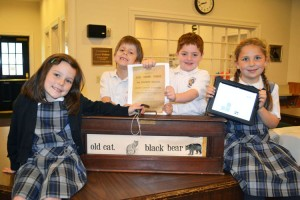 Jeffers Panoramic Reading Chart Donated To Worcester Prep School