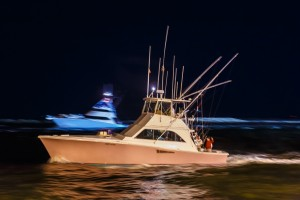 NEW FOR MONDAY: 204 Boats Fishing In Today's White Marlin Open