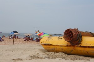NEW FOR THURSDAY: Summer Beach Pumping In Delaware Raises Questions