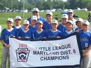 NEW FOR WEDNESDAY: Berlin Little League Seeking 3rd Straight State Title Thursday