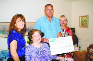 Fund Awards Grant