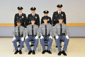 Wicomico And Worcester County Law Enforcement Officers Graduate From 70th Entrance-Level Class Of The Eastern Shore Criminal Justice Academy Graduates