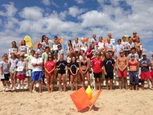 Junior Beach Patrol Graduates Recognized