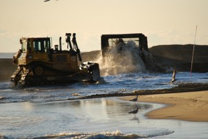 Federal Funding Announced For Fenwick Beach Pumping