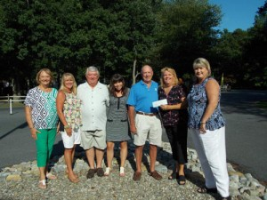 Mary Mac Foundation Golf Tourney Donation Presented To OP Recreation & Parks Department