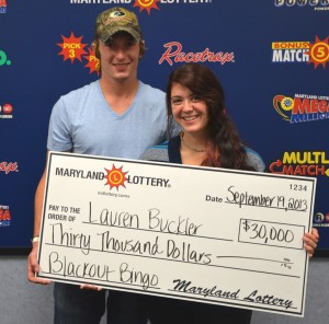 On Winning $30K In Lottery, Winner Says, 'I'm Still Going To Do My Normal Thing And Work Six Days A Week'