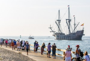 Promoter Says Tall Ship Attracted 14,000 While In Ocean City