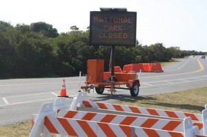 Assateague State Park Busy With Island's Federal Side Closed By Shutdown