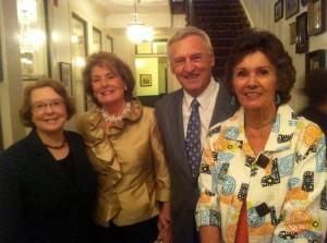Rackliffe House Trust Fundraising Dinner Held At Atlantic Hotel