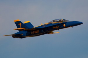 Fed Lifts Grounding Of Military Jet Teams; OC Air Show Not On Blue Angels Schedule
