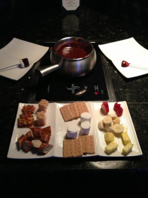 Fondue And Much More At Fenwick's Simmer Time