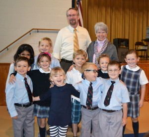 Students At Worcester Prep Enjoyed Sessions With Jack Burrus Of The World Of Robotics