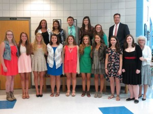 Stephen Decatur High School Hosts 7th Annual National English Honor Society Induction Ceremony