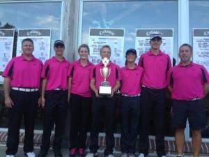 Decatur Golfers Capture District Title