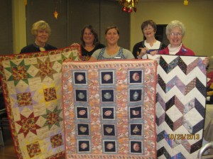 Quilters By The Sea Host Miniature Fall And Holiday Quilt Show