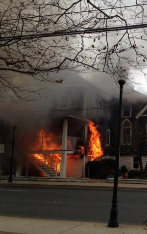 Probe Confirms Man Entered Rectory On Fire; Reverend Dies In Church Fire; 'He Was An Excellent Preacher'
