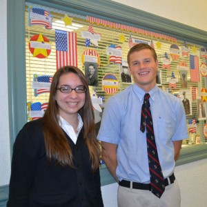 Worcester Preparatory School Seniors Created Tributes To United States Veterans