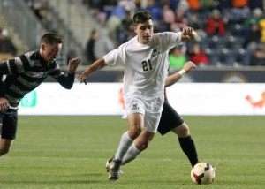 Where Are They Now? Former Mallard Shining At Navy