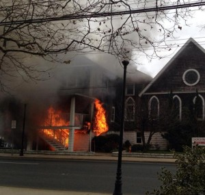 UPDATED: Fatal Fire In Ocean City Claims Church Reverend; Probe Continues, Details Emerge
