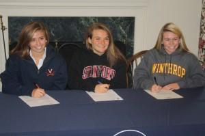 Three Mallards Sign on with Big Lax Programs