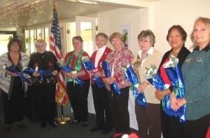 2014 Officers Of The Pine'eer Craft Club Installed