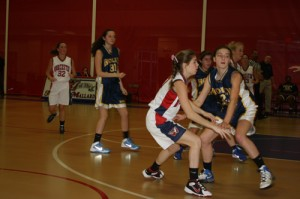 Worcester Girls Improve to 4-1