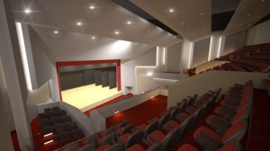 Performing Arts Center Opening Event Set For Holiday Weekend