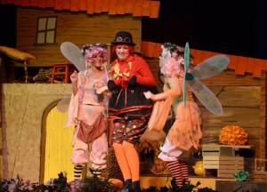 Stephen Decatur High School Annual Children's Theatre Production Thrills Thousands