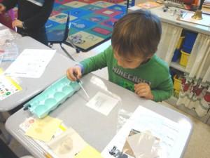Ocean City Elementary Students Participate In School-Wide Science Fair