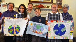 Lions Club of Salisbury Hosts Annual Lions International Peace Poster Contest