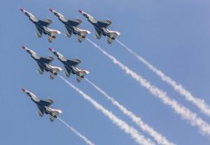 Thunderbirds Returning To Ocean City Next June