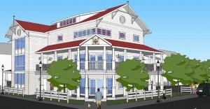 Committee Approves Tweaks To New Beach Patrol Building