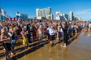 Annual Penguin Swim Brings In $83K For Hospital