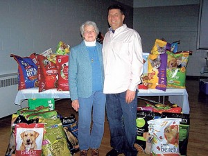 More 500 Pounds Of Dog And Cat Food Donated To Benefit Kenille's Kupboard