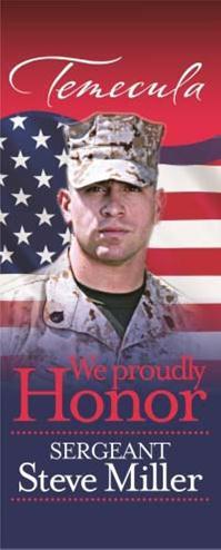 Boardwalk Military Banner Program OK'd For Summer